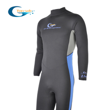 Yonsub 2.5mm neoprene wetsuit men long sleeves swimsuit Wind surfing diving suit one-piece snorkeling wetsuits