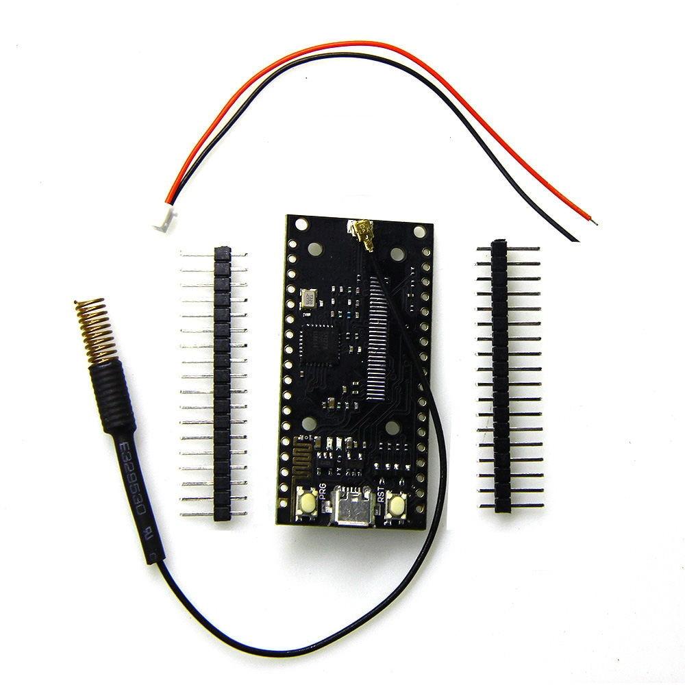 Niedrigerer Preis Mit Sx1278 Lora Esp32 Bluetooth Wi-fi Lora Internet Antena Entwicklung Bord Blut NäHren Und Geist Einstellen Dj-equipment