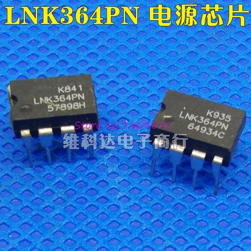 4pcs/lot LNK364PN LNK364P LNK364 364PN DIP-7 New Original In Stock