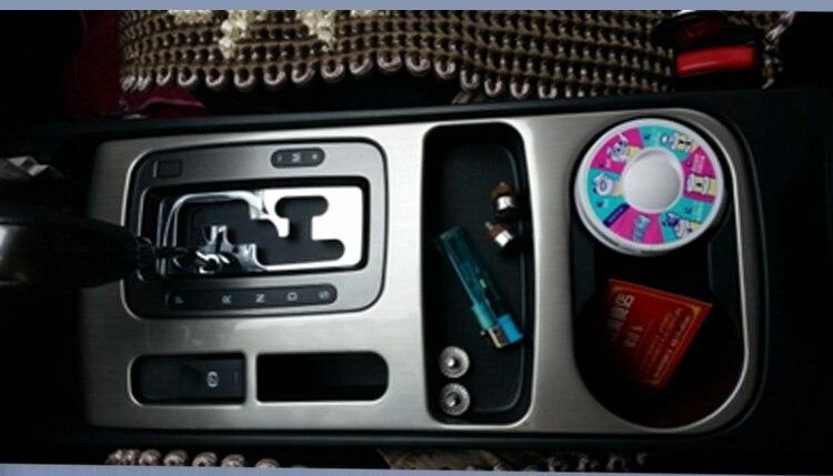 1 pc pour FAW BESTURN X80 2013-2016 gear Coupe panneau Décoratif cadre panneau de Vitesse
