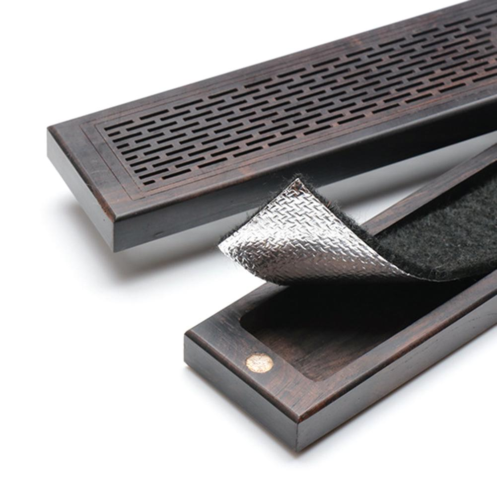 Minimalist Style Wooden Incense Burner 4
