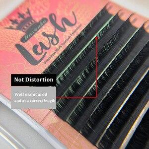 Image 4 - MASSCAKU 16 рядов, 8 ~ 15 мм микс, высококачественные норковые ресницы для наращивания, индивидуальные ресницы для наращивания, натуральные ресницы, накладные