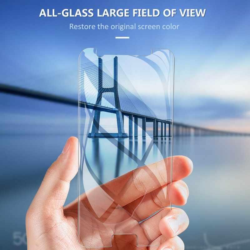 4 قطعة/الوحدة الزجاج المقسى لسامسونج غالاكسي J7 J5 J2 J250 J3 2015 2016 2017 2018 J510 J520 J720 واقي للشاشة طبقة رقيقة واقية