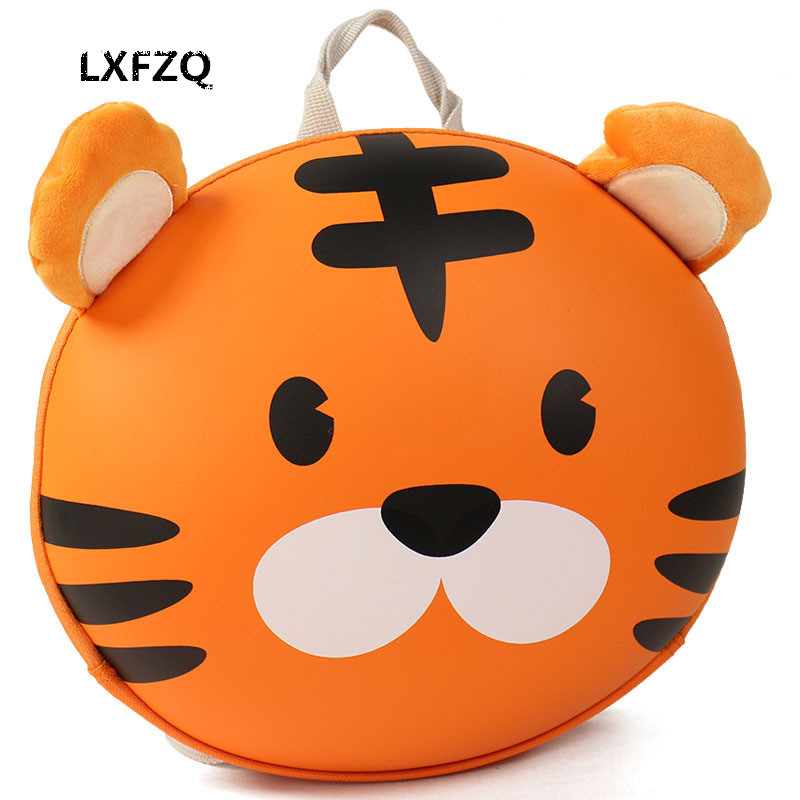 все цены на school bags 3D children's backpacks cute Backpacks for children Anti-lost School knapsack mochila infantil Knapsacks онлайн