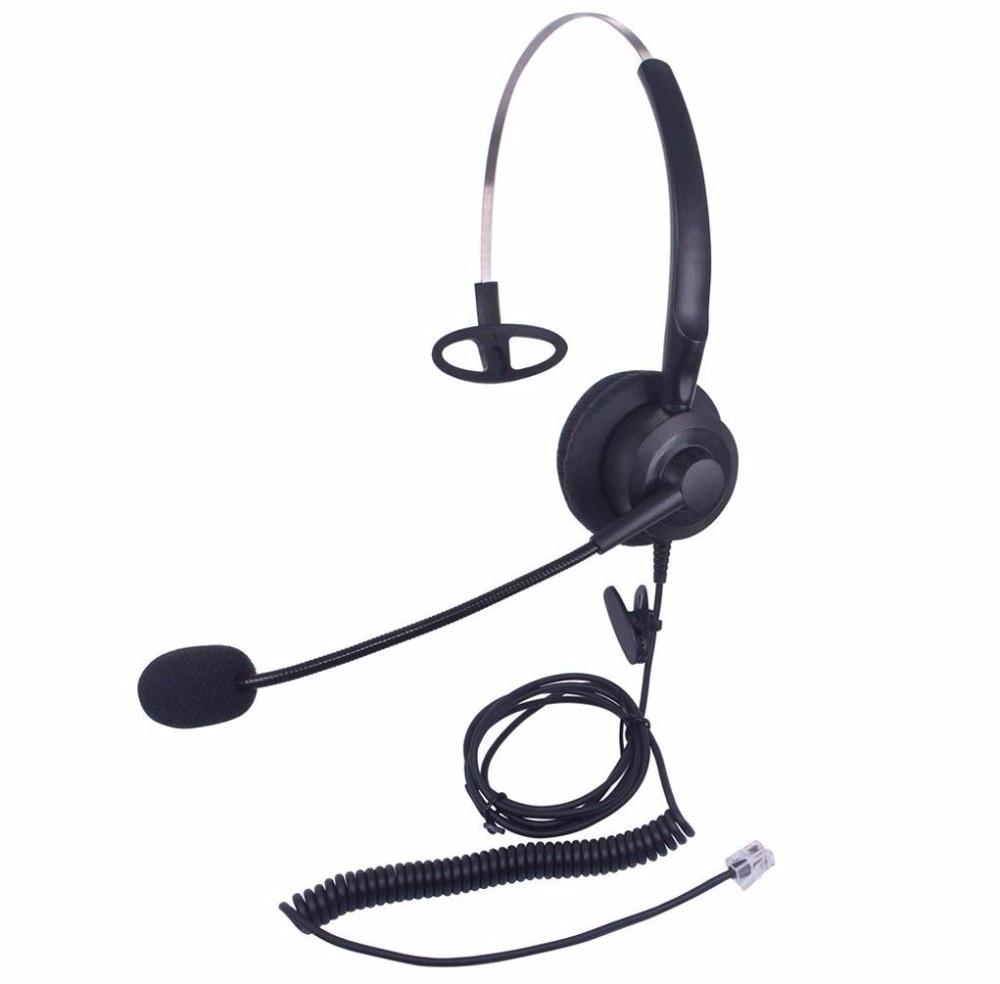 Free Ship! 25/' Black Telephone Modular Handset Cord NEC AVAYA Fits Most Brands