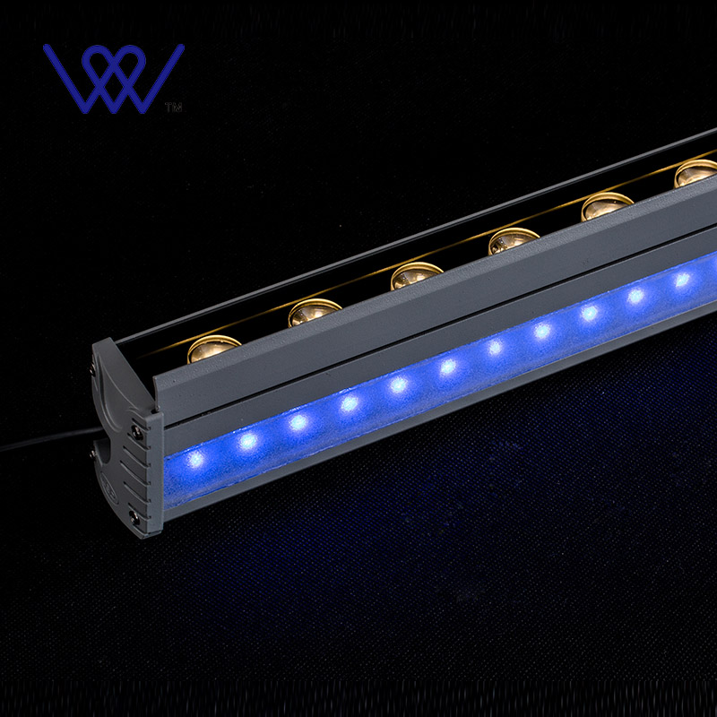 VW NEW Outdoor wall wash lamp flood light IP65 LED wall washer lamp AC85-265V white red yellow blue green RGB wall washer lights 36w led wall washer lamp waterproof led floodlights outdoor bar lamp dc24v led lamps white red yellow blue green rgb