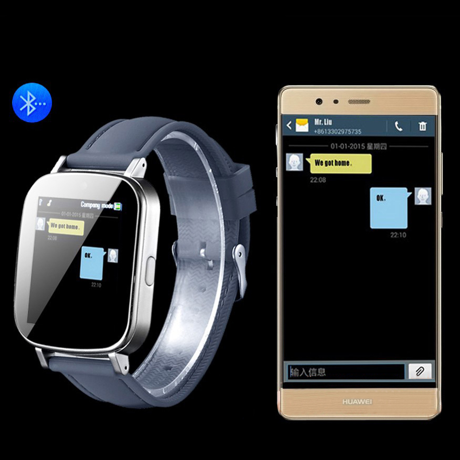 2016 New FLOVEME C9 Bluetooth Smart Watch Sport For iPhone SE 5 5S 6 6 IOS
