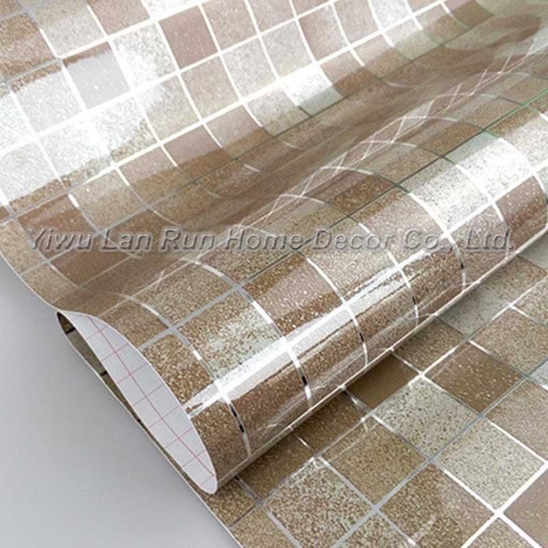 45x200cm Су өткізбейтін мозаика Алюминий - Үйдің декоры - фото 5