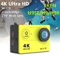 """H9R/H9/H9SE 4 K Wifi Action Camera Full HD 1080 P 2.0 """"12MP LCD 170 Lente Grande Angular Mini Relógio Da Câmera com Controle Remoto À Prova D' Água"""