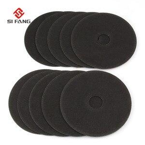 Image 5 - Discos de corte de metal e inoxidável, discos de corte de metal e aço inoxidável de 115mm para moagem de rodas, roda de moagem em ângulo com 5 peças 50 peças