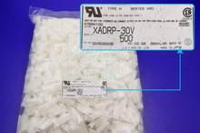 XADRP-30V CONN HOUSING XAD 30POS DL 2.5 MM Conectores terminais de habitação 100% de peças novas e originais XADRP-30V (P)