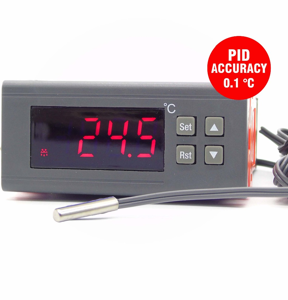 Accuracy 0.1 Degree Pid Temperature Controller Egg China THERMOSTAT For Incubator