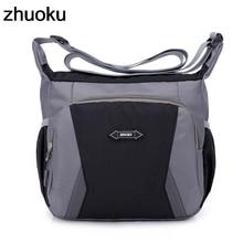 купить Fashion Women Shoulder Bag Casual Nylon Messenger Bag Package Leisure Travel Crossbody Bag Purse Sac Femme Handbags Tote по цене 575.5 рублей