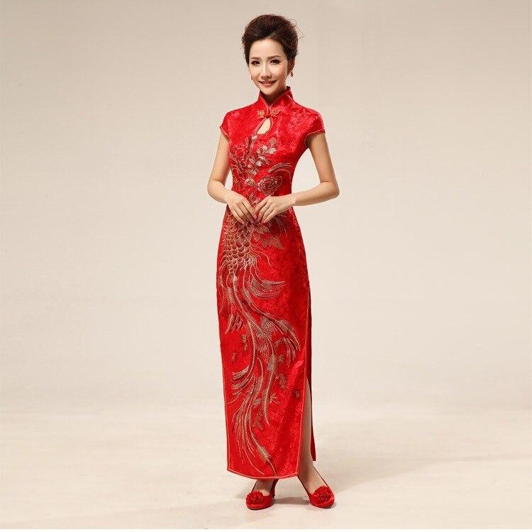 Красное платье история