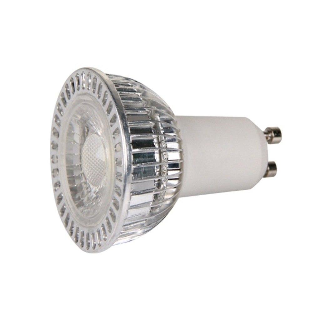 10 X MR16 COB 5W HIGH POWER LED DAY/ Warm WHITE SPOT LIGHT BULBS LAMPS стоимость