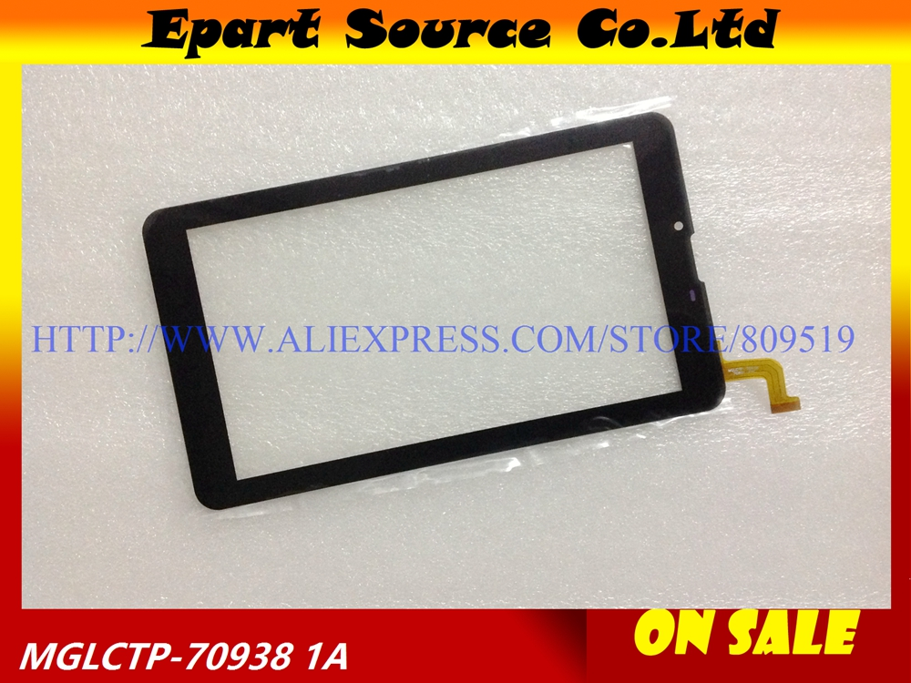 A+7inch Tablet PC  touch screen Glass Panel MGLCTP-701195 MGLCTP-70938-70891-FPC MTCTP-70838 MTCTP-70891 MGLCTP-70838 GT706-4G free shipping cheap 7inch touchscreen touch panel digitizer glass for tablet mglctp 70838 70891 fpc