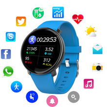 Smart Watch Sport Pedometer Clock Fitness Tracker Heart Rate Blood Pressure Monitor Watch Full Screen Touch Smartwatch Men Women вентилятор для корпуса deepcool xfan120