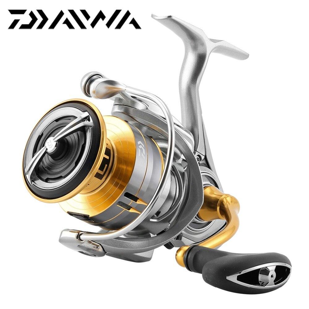 2018 DAIWA FREAMS LT 2500D 3000DC 4000DC 4000DCXH 5000DC 6000DH Spinning Fishing Reel 6BB Light Tough