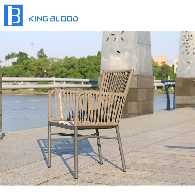 All Weather Rattan Woven Dining Room Chairs