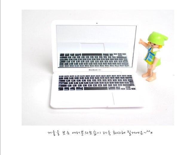 Mini Barbie Doll Laptop Toy 1