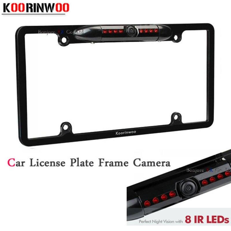 Koorinwoo Parking Universele kentekenplaat Framemontage - Auto-interieur accessoires - Foto 1
