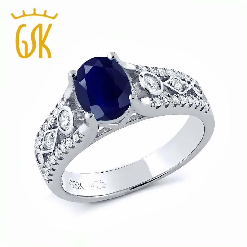 Gem Stone King 925 Sterling Silver Wedding Band Ring 5mm Wide