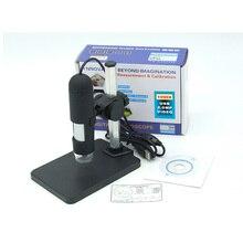 Discount! 1000x USB Digital Microscope + Holder(new), 8-LED Endoscope With Measurement Software USB Microscope