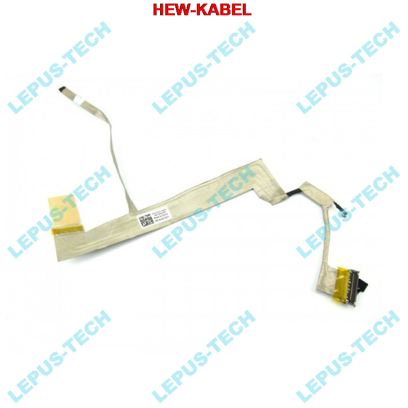 NEW OEM Genuine DELL XPS 15 L501x L502x LVDS LCD and Camera CABLE V73D3 0V73D3
