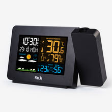 Weather Station Wireless Indoor Outdoor Sensor Thermometer Hygrometer Digital Alarm Clock Barometer Temperature Instruments стоимость