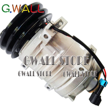 FreeShipping For Car Auto AC Compressor TM21 Mitsubishi Rosa 12V/ 24V As Your Request