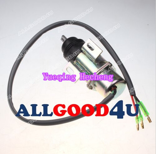 New Engine Stop Solenoid 716/30153 for Construction 8052 8060 12V new in stock unr 30153