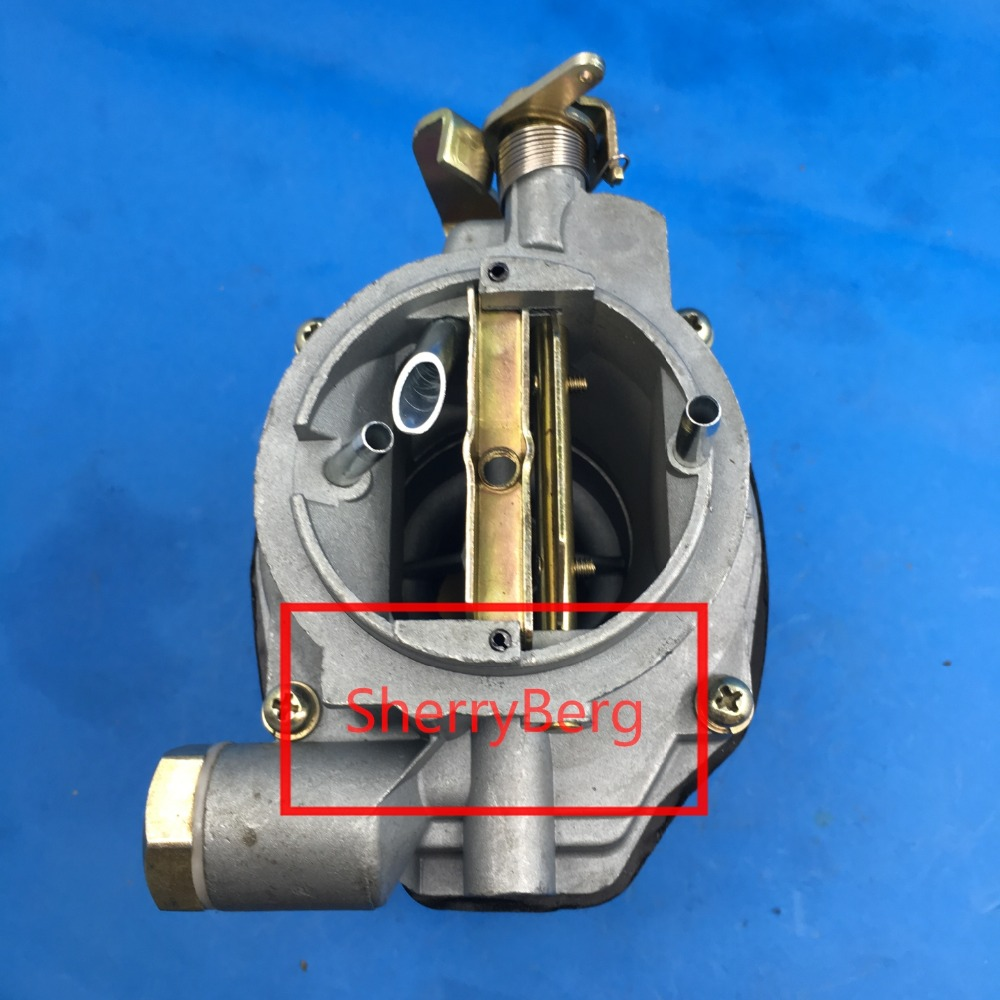carb replace Rochester 1 barrel 1963 1967 fit Chevy GMC Pick Up Carburetor 235 Eng 1