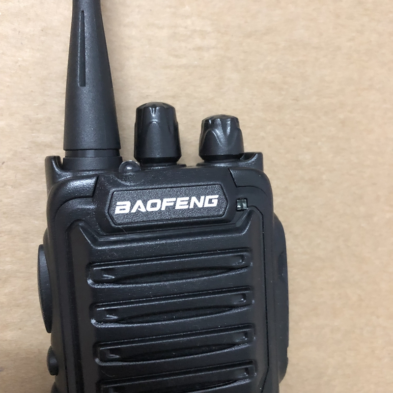 Image 2 - 2pcs Baofeng BF 999S two way radio 16CH 5W Two way radio Portable CB Radio UHF 400 470MHz 16CH Professional taklie walkie-in Walkie Talkie from Cellphones & Telecommunications