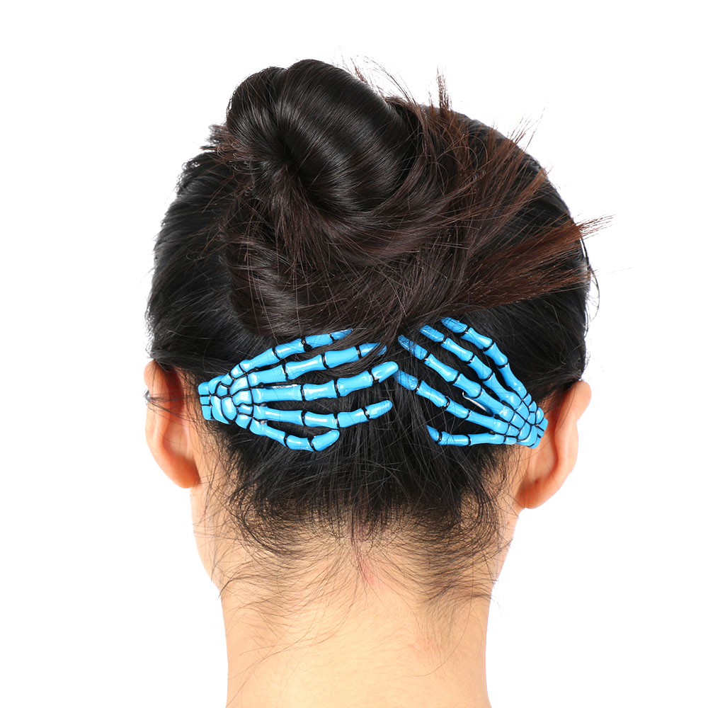 gootrades 1 pair Women's Lady Hair Clip Claw Hairpin