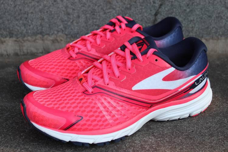 low priced 922d0 5883d 2015 New Arrival Brooks Women s Launch 2 Marathon running shoes Free  shipping-in Running Shoes from Sports   Entertainment on Aliexpress.com    Alibaba Group