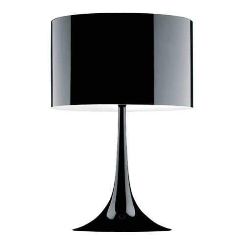 Small Size Modern Table Lamp Study Room Living Room Bedroom Bedside Lamp White Black color