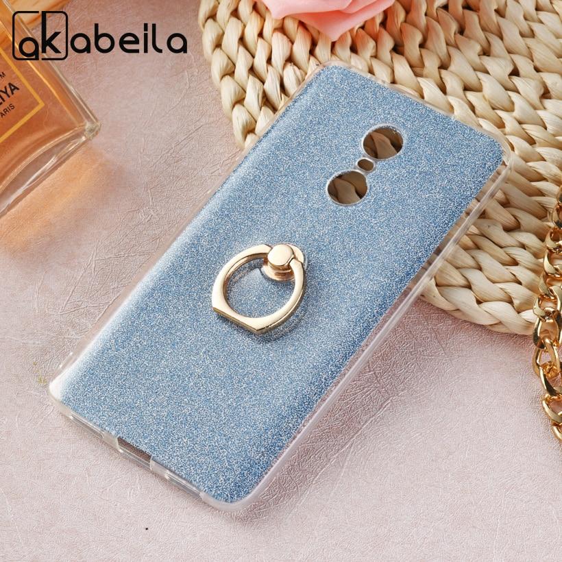 AKABEILA Phone Cover Case For Xiaomi Redmi Note 4X 4 X Note4X 3G 32G 5 5