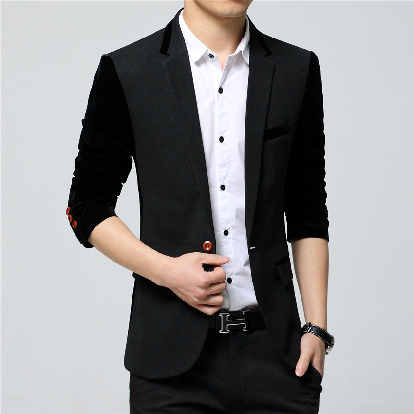 Popular Casual Dress Jackets for Men-Buy Cheap Casual Dress ...