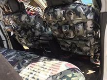 TO YOUR TASTE auto accessories custom luxury canvas car seat cushion for SKODA Kodiaq Spaceback NEW SUPURB Superb Combi fashion цена