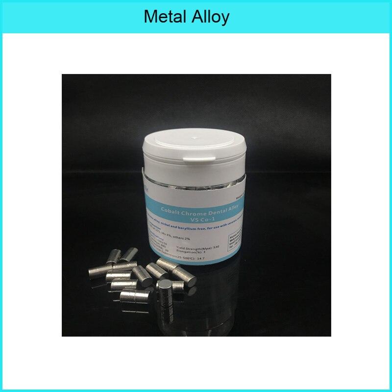 1kg Dental Cobalt Chrome Alloy Metal Alloy Particals