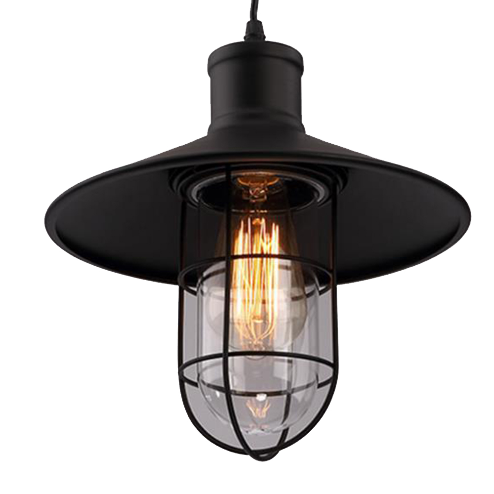 9 W 6 W 12 W Nordic vintange led pendant lights industrial style creative bar counter coffee bar Iron art for restaurant