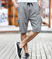 Men's Shorts Casual Loose Cotton Shorts 2016 New Men beach shorts Plus Size shorts