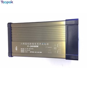 Image 4 - Alimentation étanche étanche IP43, DC12V, 60W, 100W, 150W, 200W, 300W, 400W, 220V, LED, transformateur dextérieur