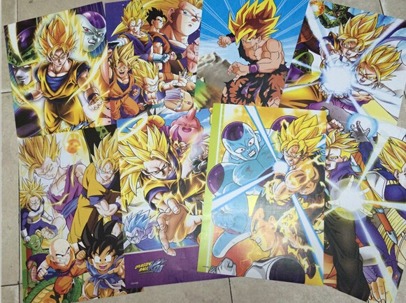 DRAGON BALL A3 posters