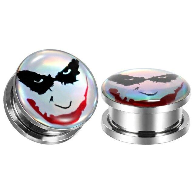 Фото кольцо kubooz пирсинг в ухо расширитель штекера калибр туннель цена