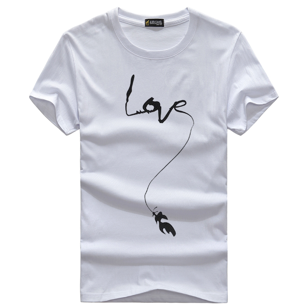 Buy love the word printing design s 5xl for Print photo on shirt