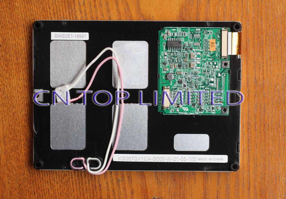 KG057QV1CA-G00 KG057QV1CA-G000 LCD Screen Display original new industrial display lcd screennew original kg057qv1ca g00 kg057qv1ca g01