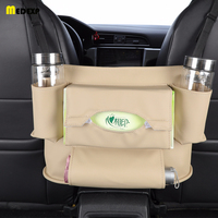 Best quality car seat storage Armrest storage bag car seat back bag organizer car seat cover car Interior Accessories free ship