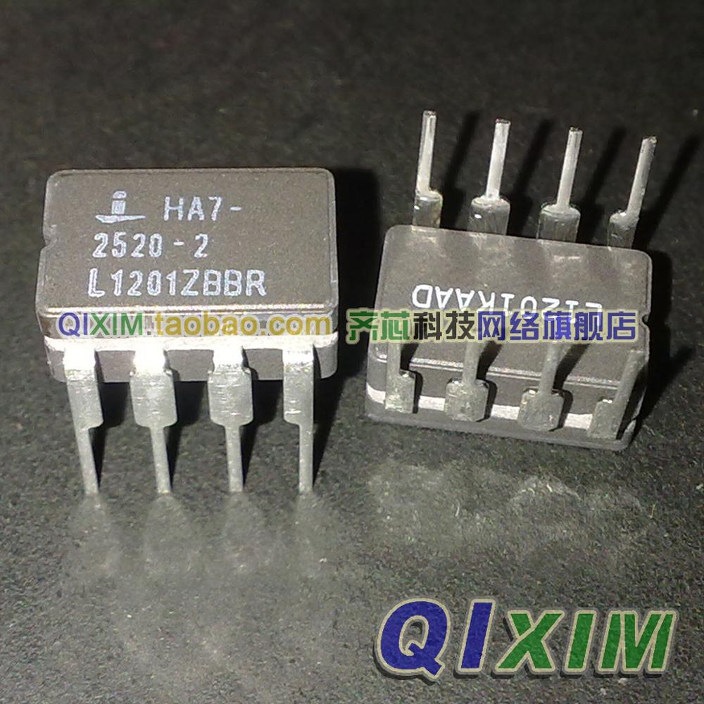 цена на HA7-2520-2     CDIP-8 intersil new