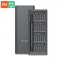 Original Xiaomi Mijia Wiha Daily Use Screws Kit 24 Precision Magnetic Bits Alluminum Box Screw Driver